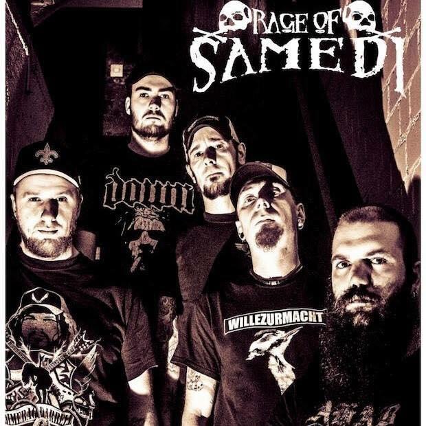 Rage of Samedi